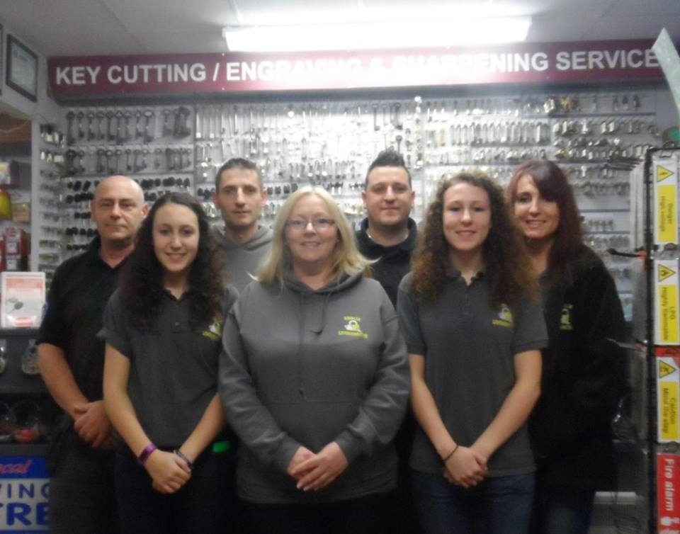 Anglia locksmith family