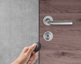 simonsvoss mobilekey launches in uk locks and security. Black Bedroom Furniture Sets. Home Design Ideas