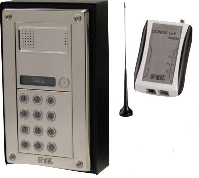 S Steel Gsm Door Entry Solution For Residential And Commercial