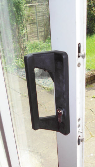 Replacing The Lock On A Sliding Door Locks And Security