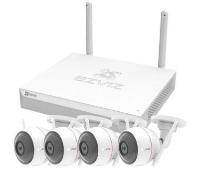 EZVIZ introduces its analogue and wireless CCTV systems to