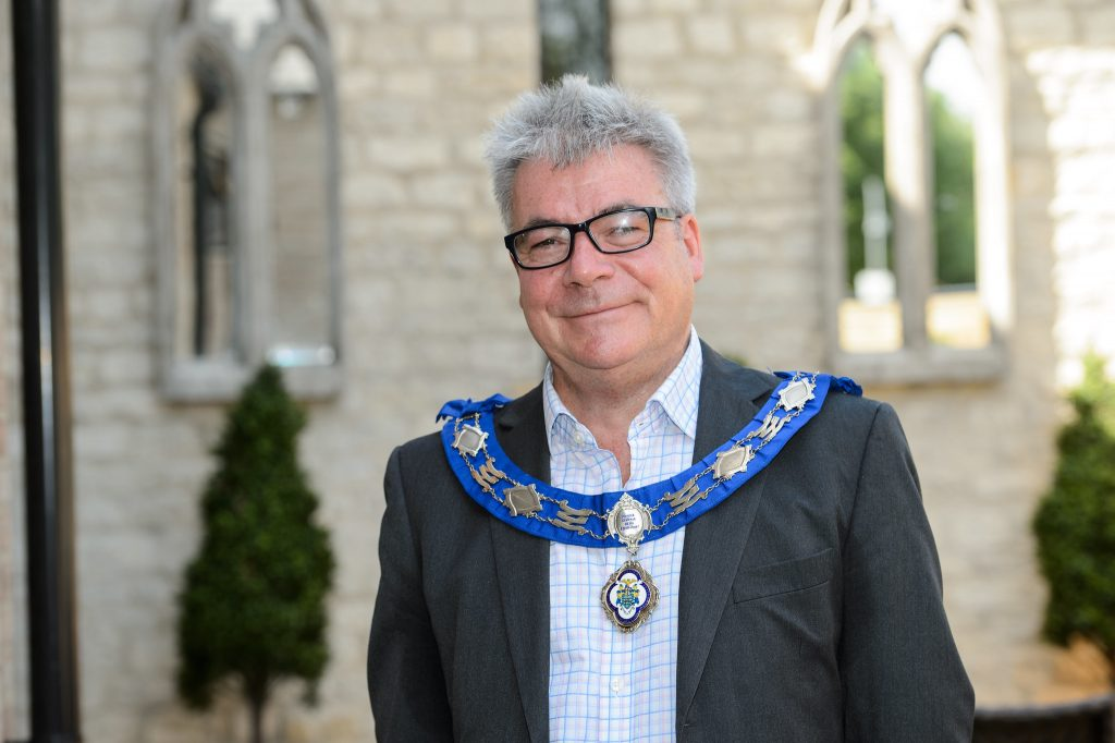 Julian Newman, New President of the Guild of Architectural Ironmongers (GAI)