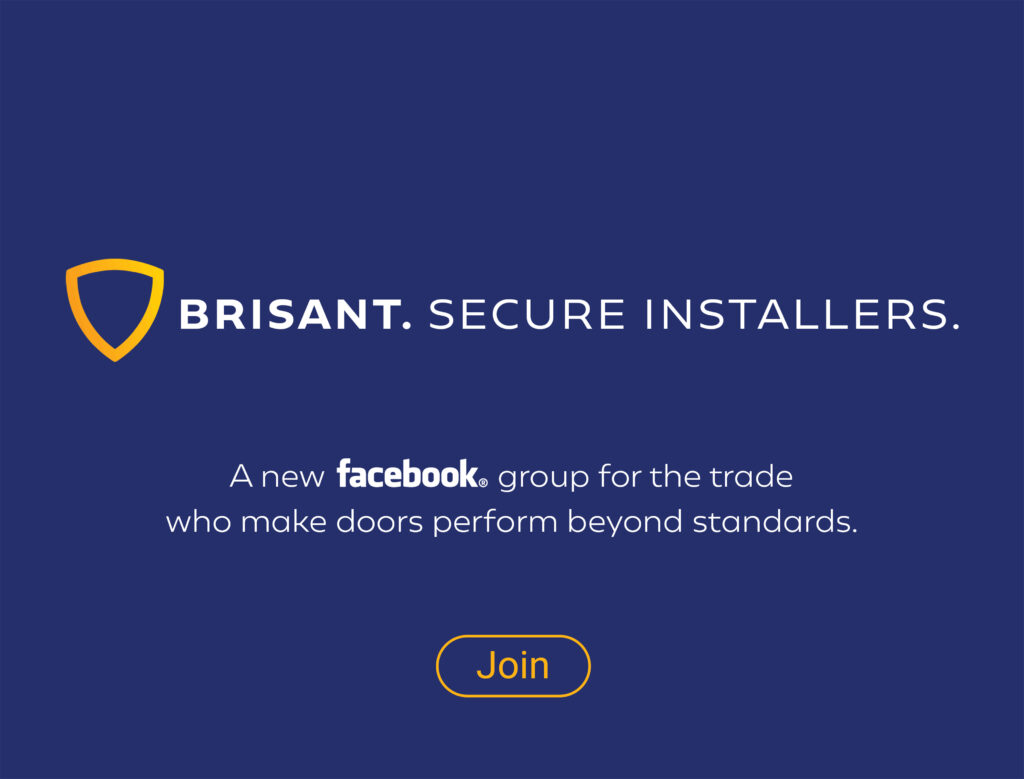 Brisant Launch Facebook Page